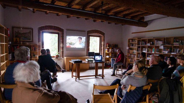 incontro Pressenza Sezano pomeriggio 01 Mirabella