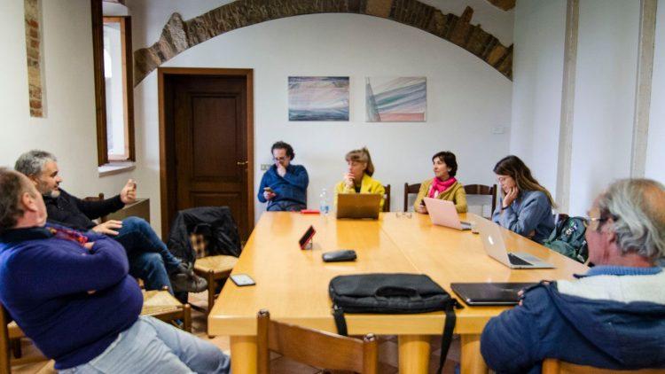 incontro Pressenza Sezano pomeriggio 02 Mirabella
