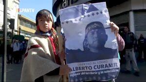 Recurso en favor de mapuche detenidos en Chile