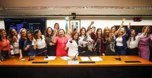 Bancada Feminina da Câmara dos Deputados elege a Secretaria da Mulher