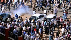 Sudan: manifestanti coraggiosi contro il governo