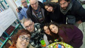 Nápoles: Pressenza celebró 10 años con un encuentro entre periodistas y activistas
