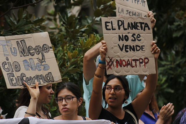 El TPP11 y la pérdida de la soberanía
