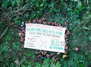 Équateur : exploit historique du peuple Waorani contre les compagnies pétrolières