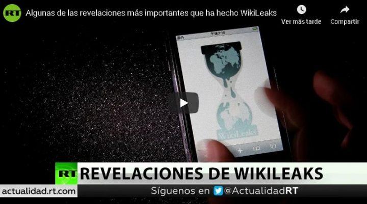 Destapando las vergüenzas del poder: 10 cosas que conocemos gracias a WikiLeaks