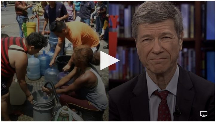 Economist Jeffrey Sachs: U.S. Sanctions Have Devastated Venezuela & Killed Over 40,000 Since 2017