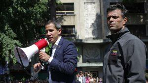 Justicia venezolana ordena buscar y capturar a Leopoldo López
