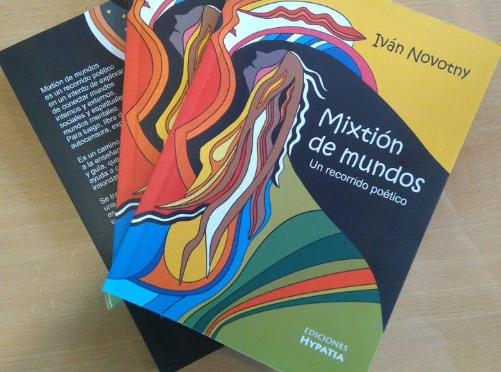 """Se presenta """"Mixtión de Mundos"""" de Iván Novotny en librería Caburé de Buenos Aires"""