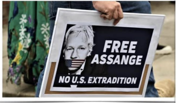May 3, World Press Freedom Day: The Assange case