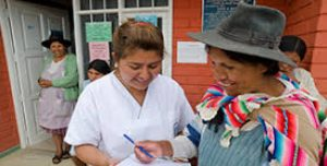 Bolivia's universal healthcare is model for the world, says UN