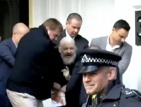 Assange BULLETIN: The journalist faces 175 yrs in prison with 17 more charges