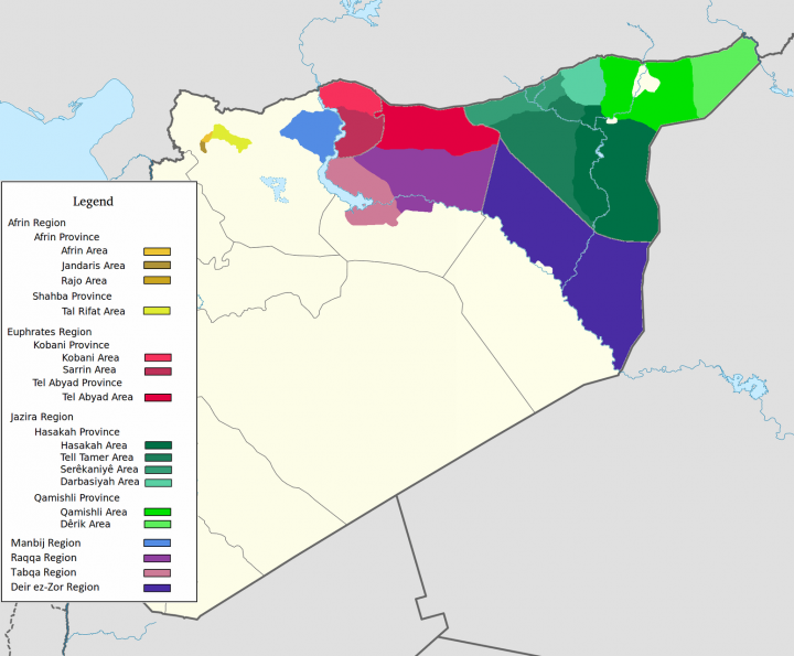 An oasis of progressive thinking in the midst of the Syrian war