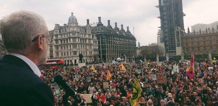 Vereinigtes Königreich: Unterhaus beschließt Ausrufung des Notstands zur Klimakrise