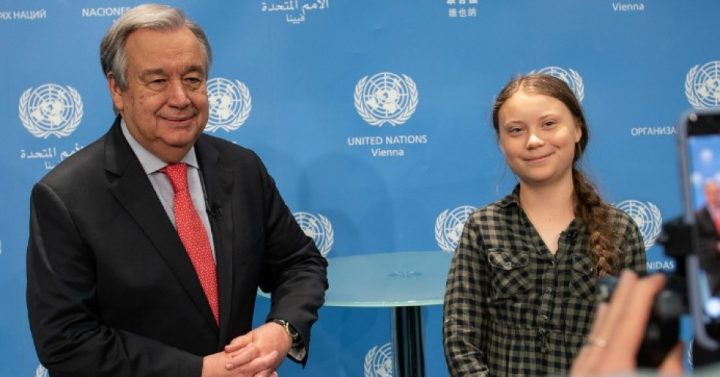 Fossil Fuel Subsidies Mean Using Public Money 'To Destroy the World': UN Chief