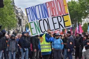 Huelga y manifestación del 9 de mayo de 2019