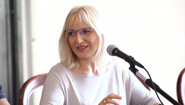 Daniela Padoan, candidata al Parlamento Europeo: Me rebelo contra la humillación y la violencia que sufren todos los seres vivos