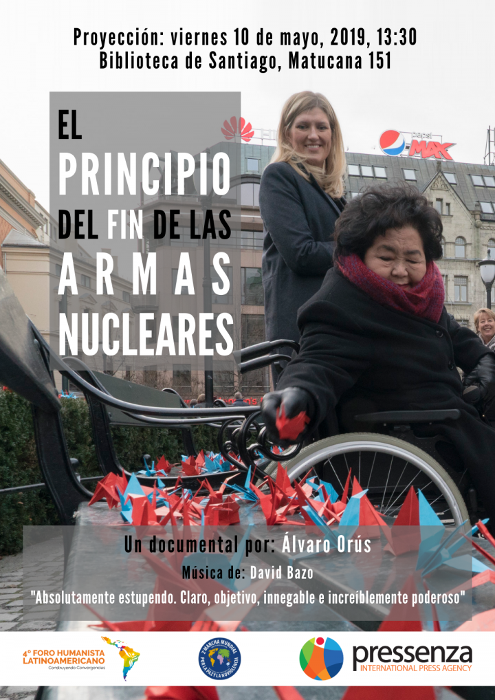 Nuclear disarmament in the Latin American Humanist Forum