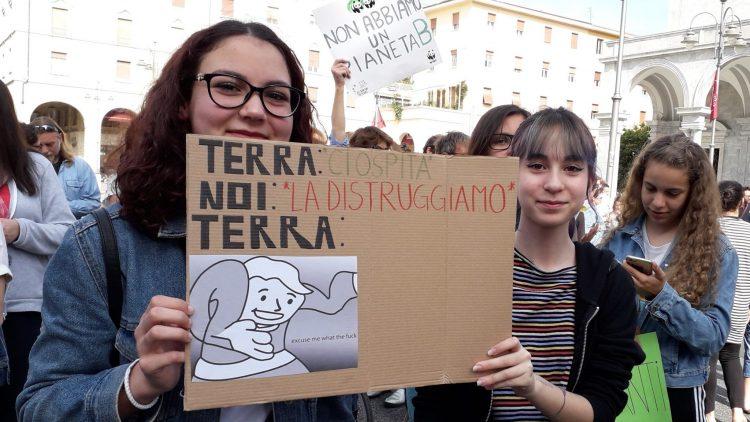 Fridays for Future Livorno 24/05/2019