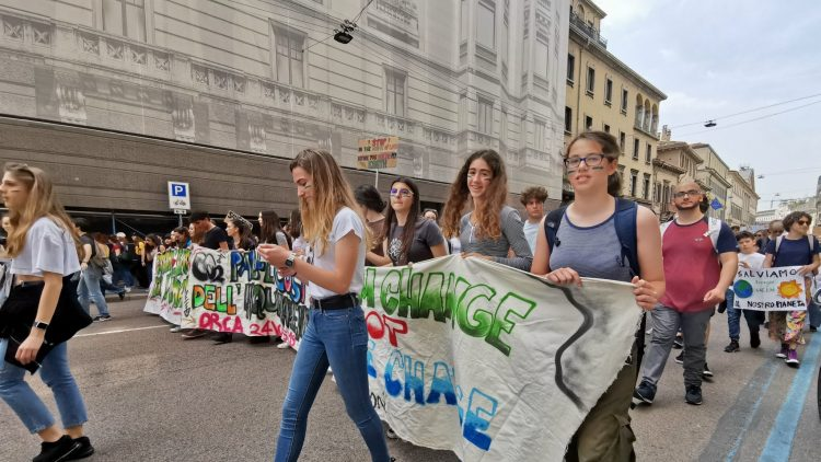 Fridays for Future Milano 24/05/2019