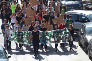 Friday For Future: Alcamo, un centinaio contro l'emergenza climatica