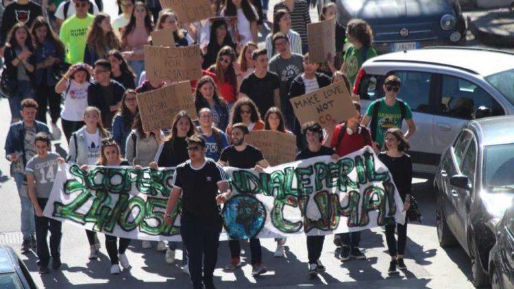 Friday For Future Alcamo – Manifestazione 24 maggio 2019 – 4