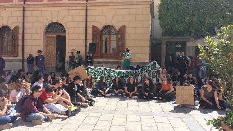 Friday For Future Alcamo – Manifestazione 24 maggio 2019 – 6