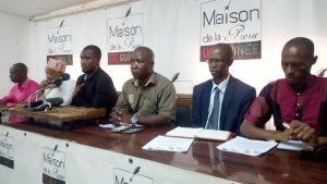 Guinea: Declaración del Colectivo de Organizaciones de Derechos Humanos contra un nuevo mandato