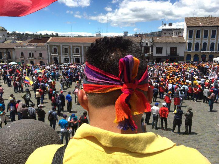 Una mirada sobre el Día del Trabajo en Quito