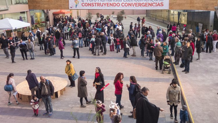 The IV Latin American Humanist Forum began today in Santiago de Chile