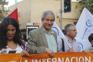 Chile: entrevista a Mario Aguilar, Presidente del Colegio de Profesores