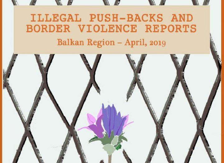El informe de violencia policial europea contra refugiados muestra cómo las prácticas de la policía croata siguen unas pautas