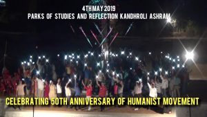 """Humanists in India Celebrate the 50th Year Anniversary of """"The Healing of Suffering"""""""