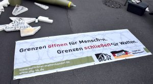 Rheinmetall hat Proteste verdient