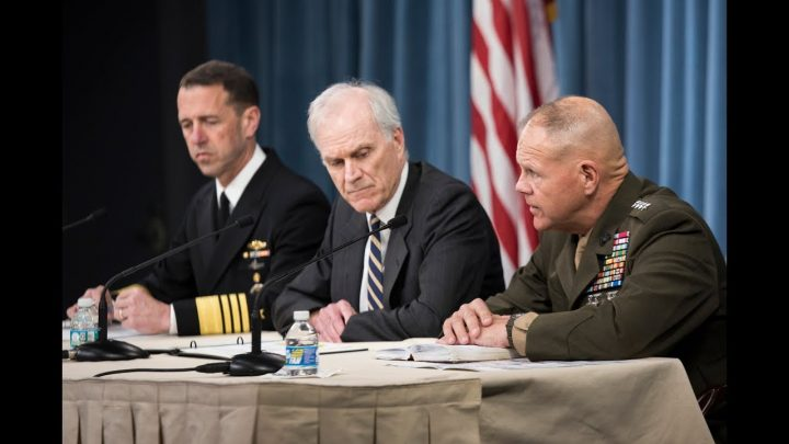 The Secretary of the Navy Lied to Congress