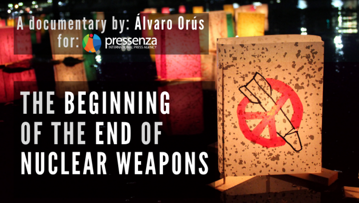 World Premiere The Beginning Of The End Of Nuclear Weapons