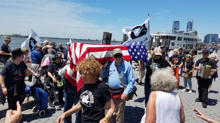 VFP Memorial Day NYC 2019 Liberty