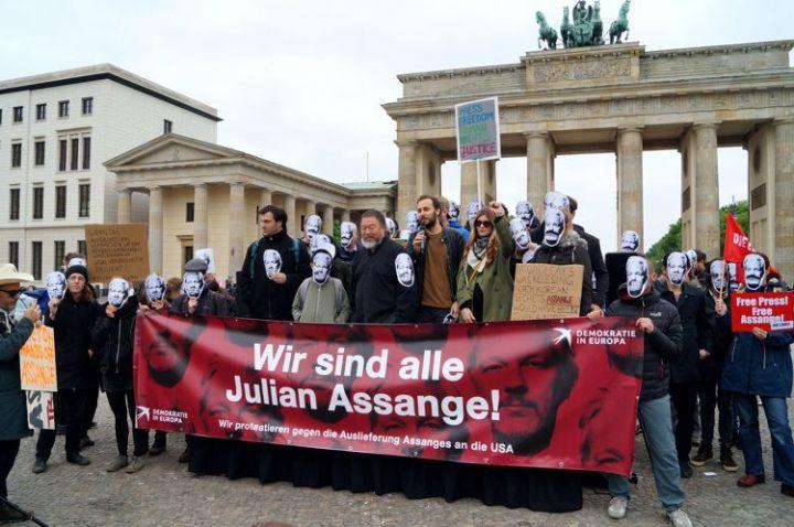 Wir alle sind Julian Assange