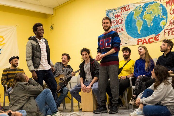Pisa: ArteMigrante è…