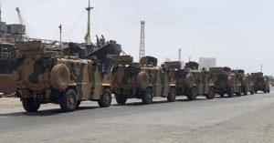 Libia, blindati turchi a milizie di Misurata: violato l'embargo Onu