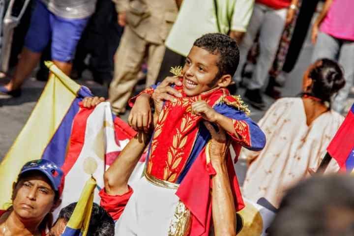 Llamado a la conciencia del mundo por Venezuela
