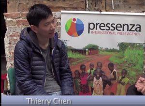 [10 ans Pressenza] Interview de Thierry Chen, d'Extinction Rebellion