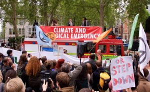 Climate emergency: turning words into action
