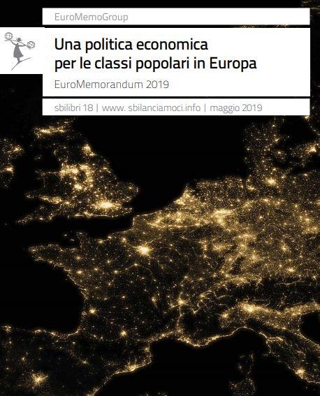Il Rapporto EuroMemorandum 2019 è online