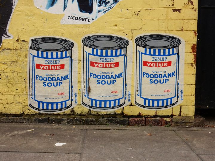 UK: Welfare Cuts Mean Families Go Hungry