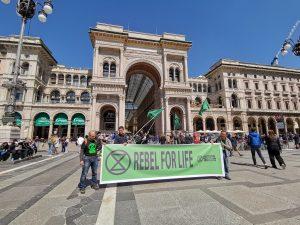 Extinction Rebellion Italia: i prossimi passi