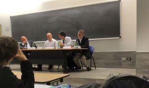 El deber de salvar: conferencia en Roma Tre