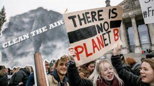 Lanciata la petizione per chiedere all'Italia di dichiarare l'emergenza climatica