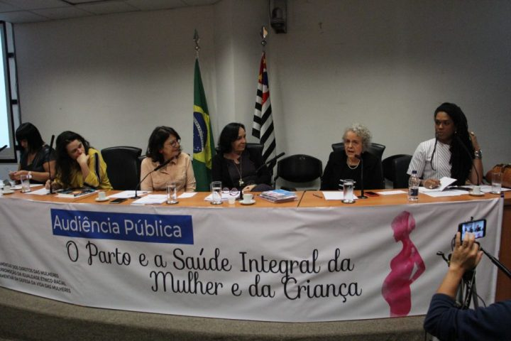Projeto de lei coloca cultura do nascimento em disputa no Brasil