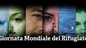 I monumenti di quattro grandi città italiane si illuminano di blu per la Giornata Mondiale del Rifugiato