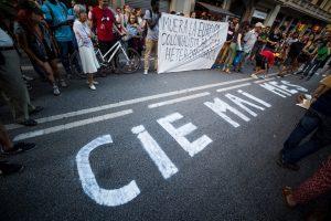 15 de Juny: Dia pel Tancament dels Centres d'Internament d'Estrangers